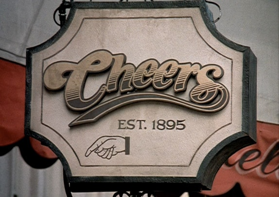 Cheers Sign Photo