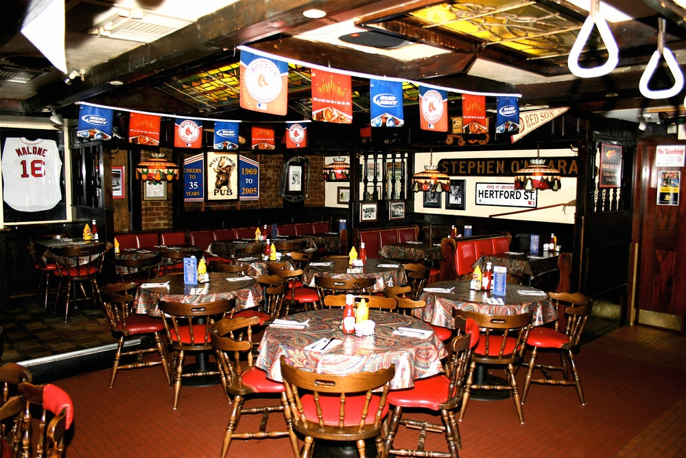 Casual private event space in beacon hill cheersboston view our photo gallery malvernweather Gallery